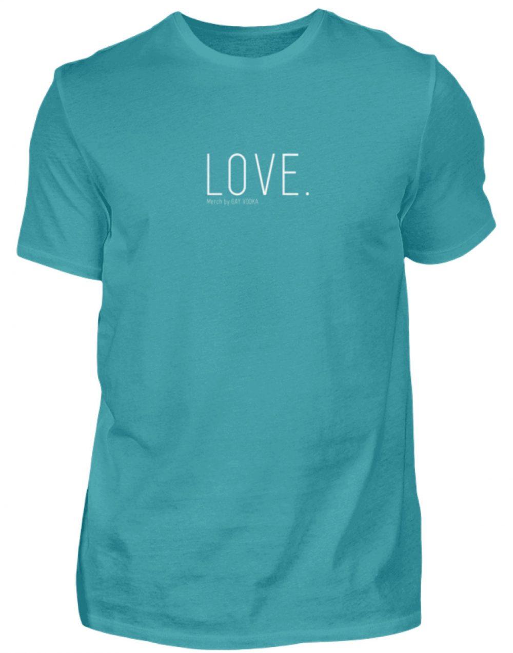 LOVE. - Herren Shirt-1242