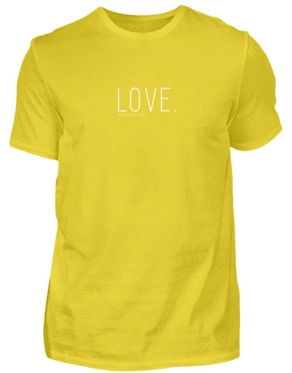 LOVE. - Herren Shirt-1102