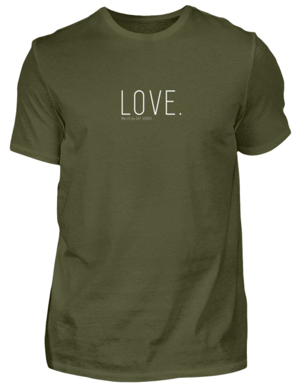 LOVE. - Herren Shirt-1109
