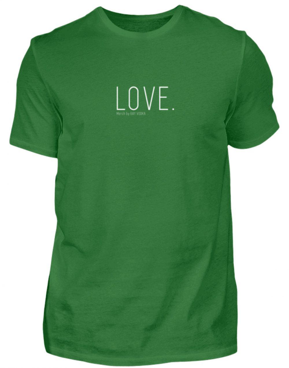 LOVE. - Herren Shirt-718