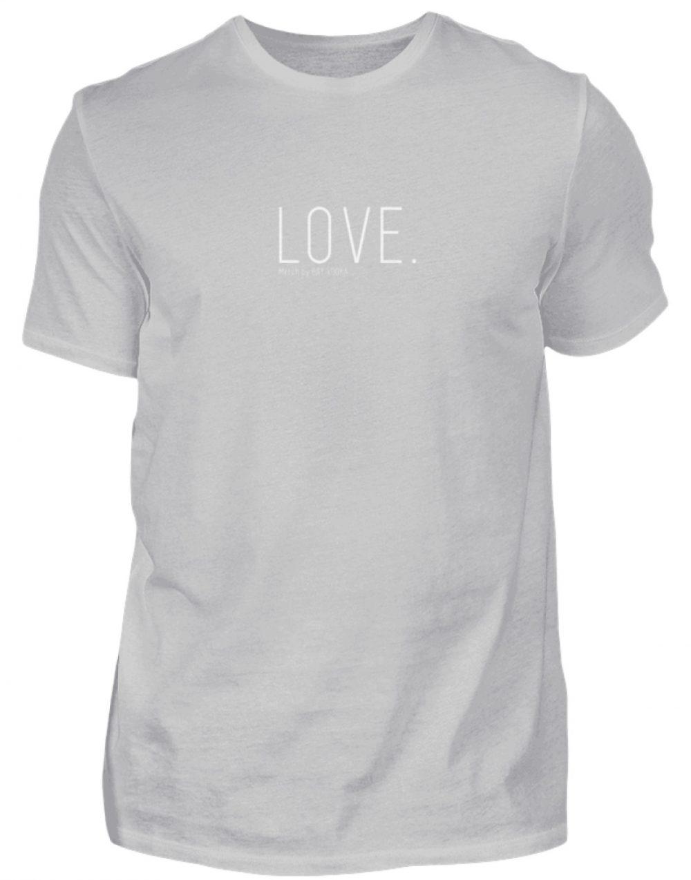 LOVE. - Herren Shirt-1157