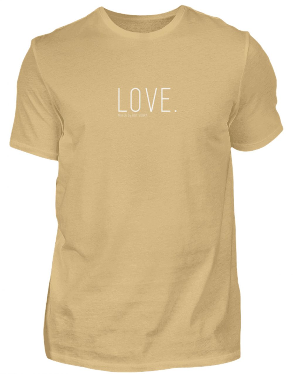 LOVE. - Herren Shirt-224