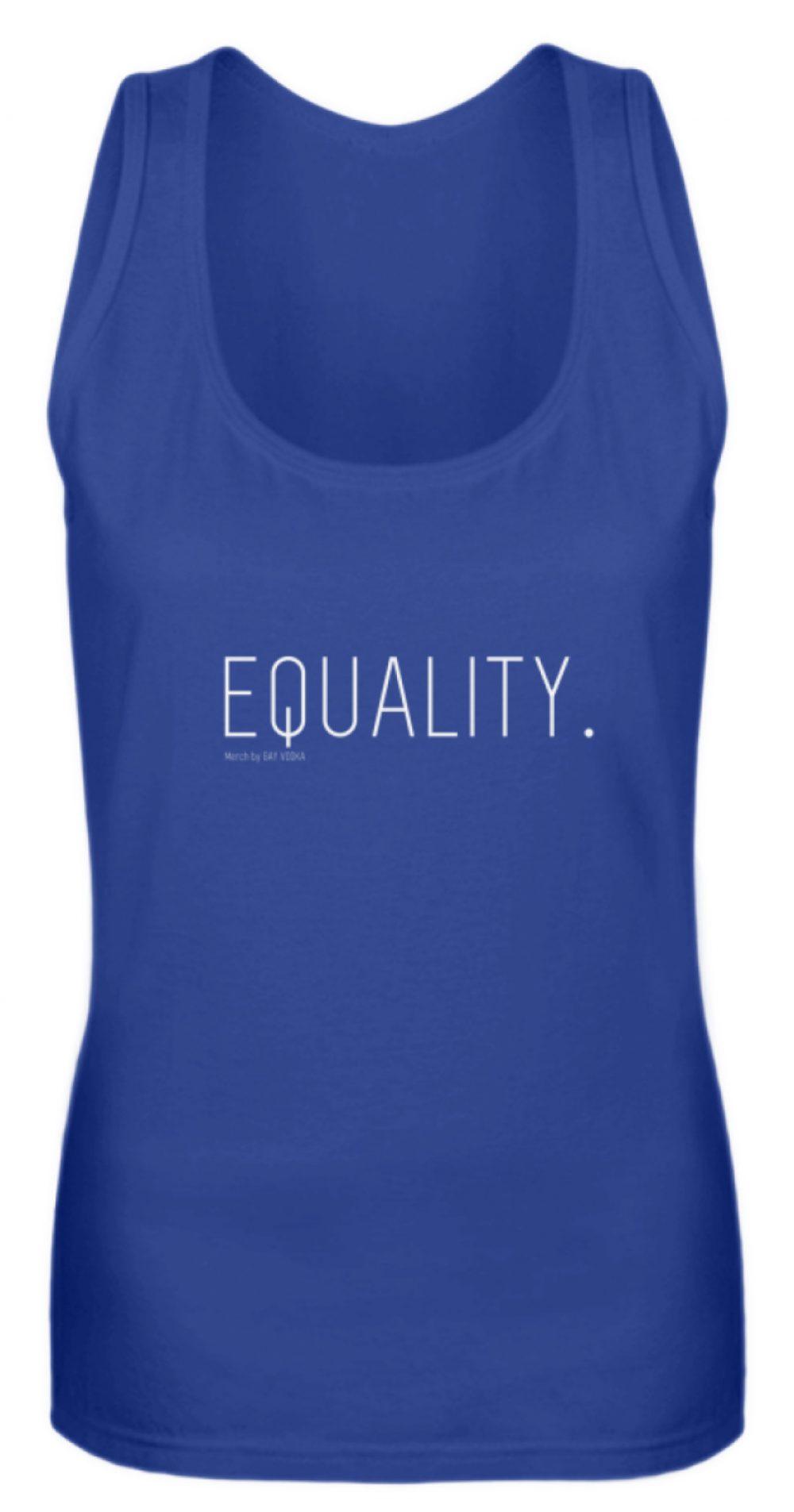 EQUALITY. - Frauen Tanktop-27