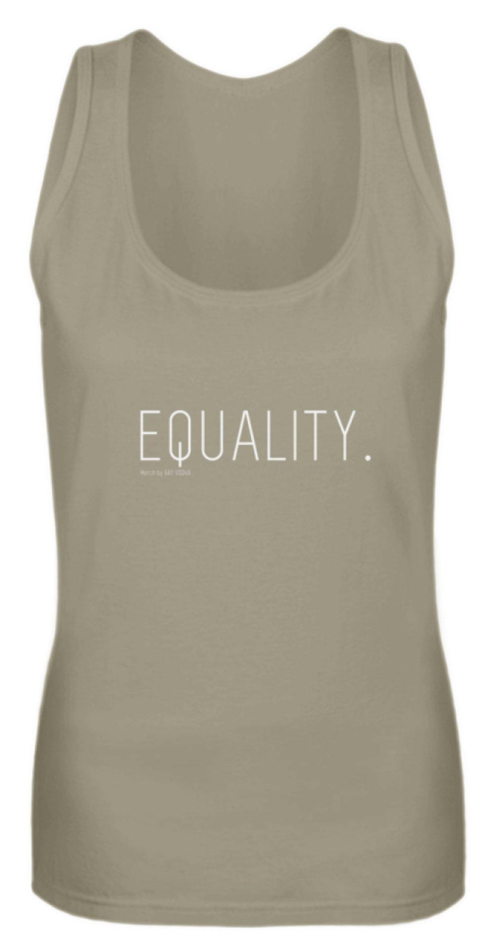 EQUALITY. - Frauen Tanktop-651