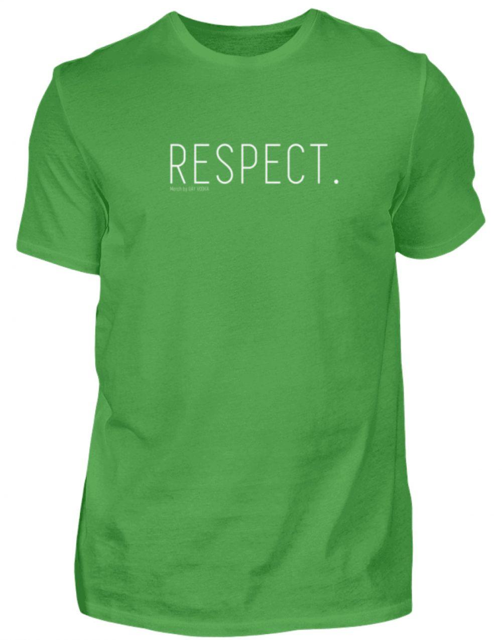 RESPECT. - Herren Premiumshirt-2971