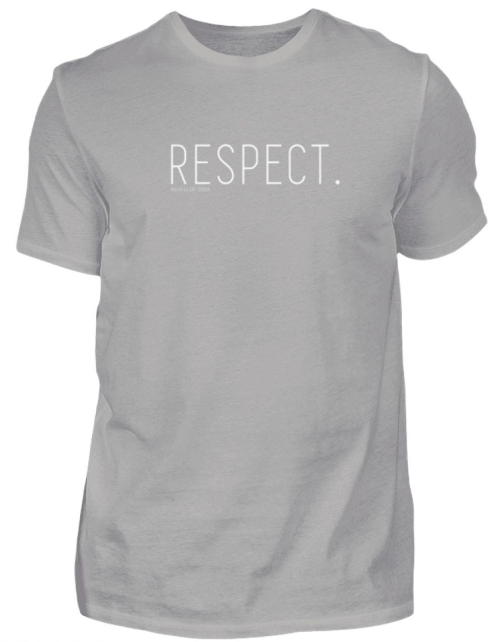 RESPECT. - Herren Premiumshirt-2998
