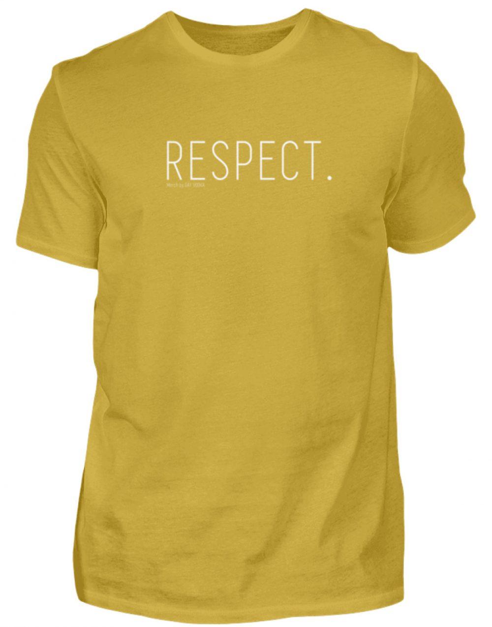 RESPECT. - Herren Premiumshirt-2980