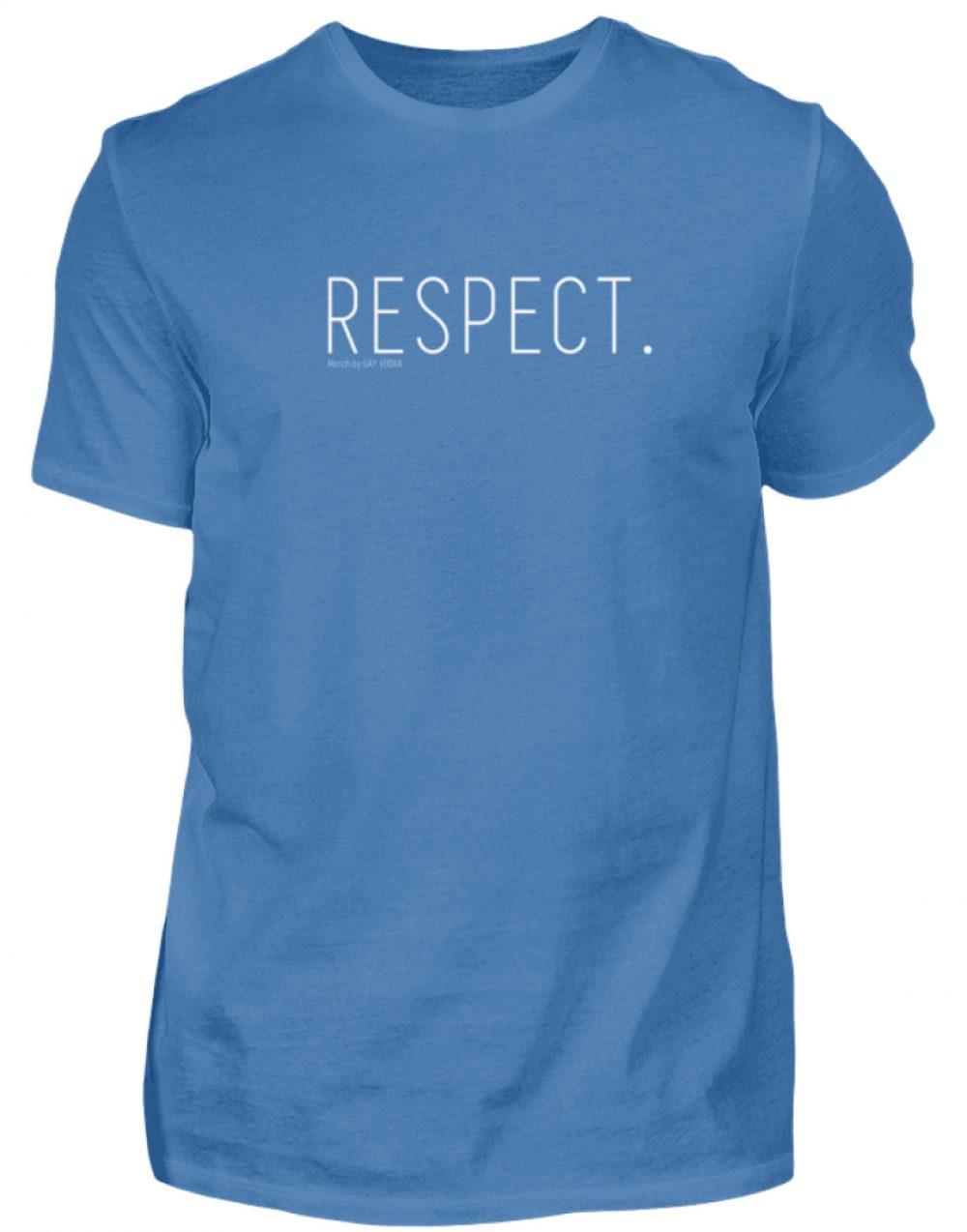RESPECT. - Herren Premiumshirt-2894