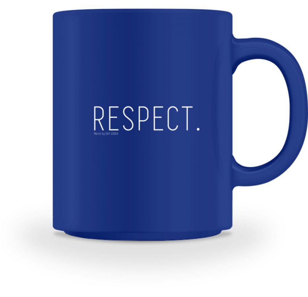 RESPECT. - Tasse-27