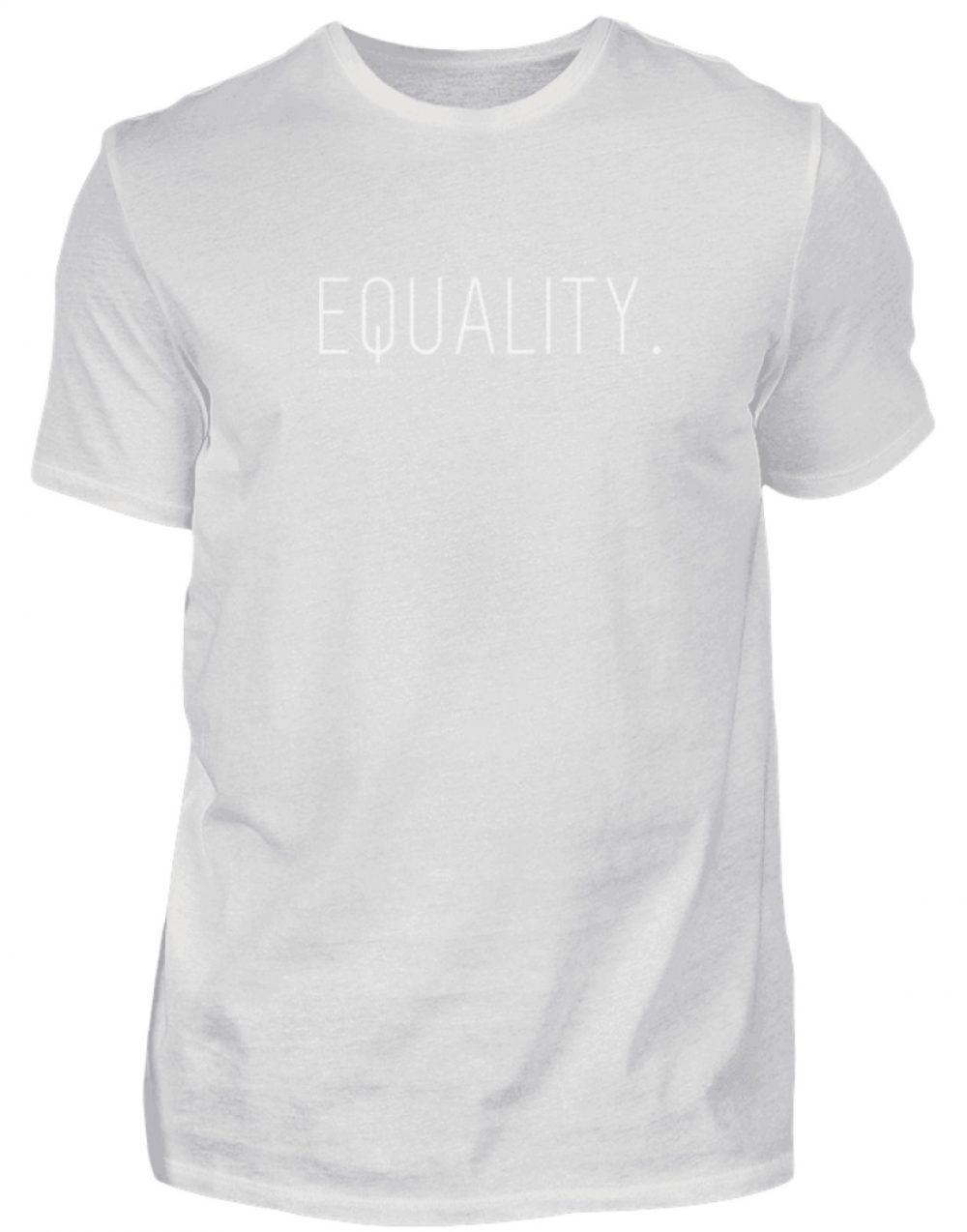 EQUALITY. - Herren Premiumshirt-1053