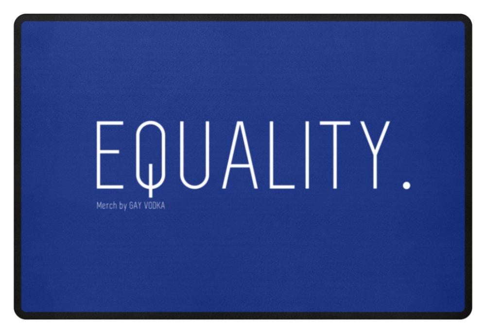 EQUALITY. - Fußmatte-27