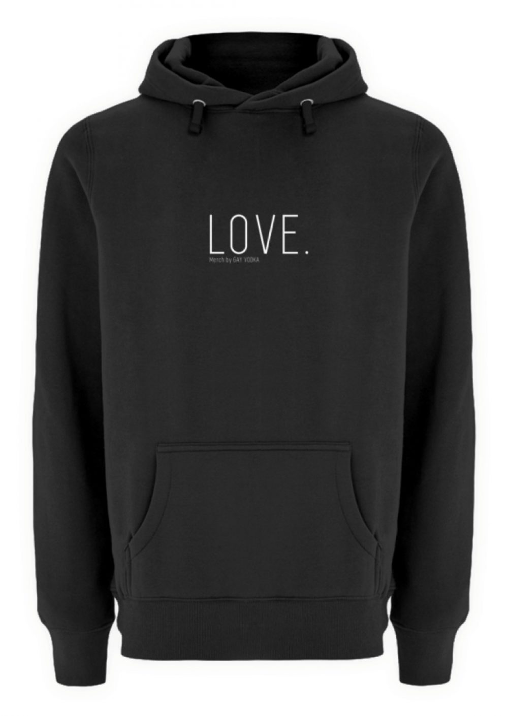 LOVE. - Unisex Premium Kapuzenpullover-16