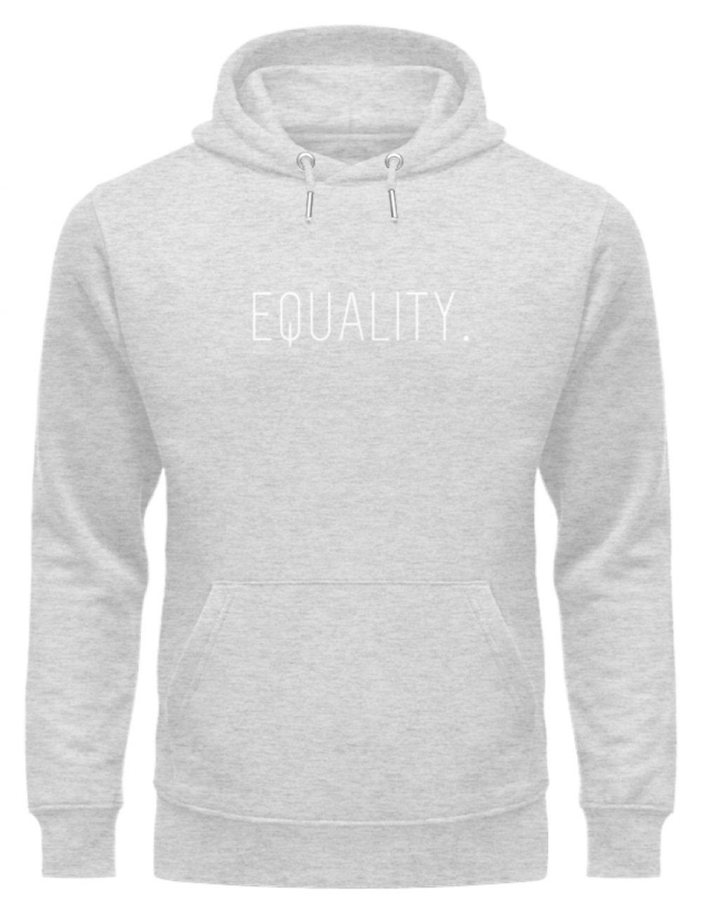 EQUALITY. - Unisex Organic Hoodie-6892