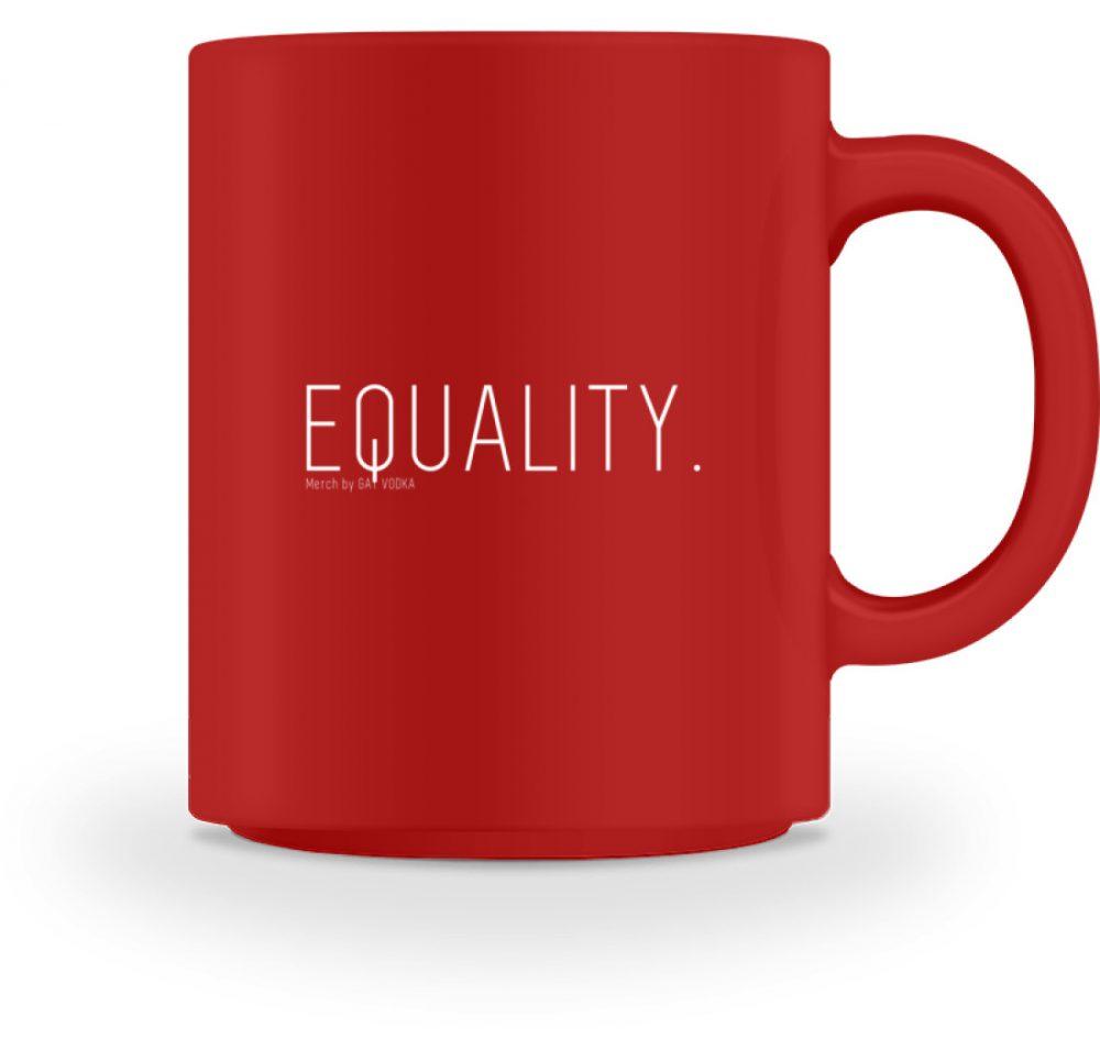 EQUALITY. - Tasse-4