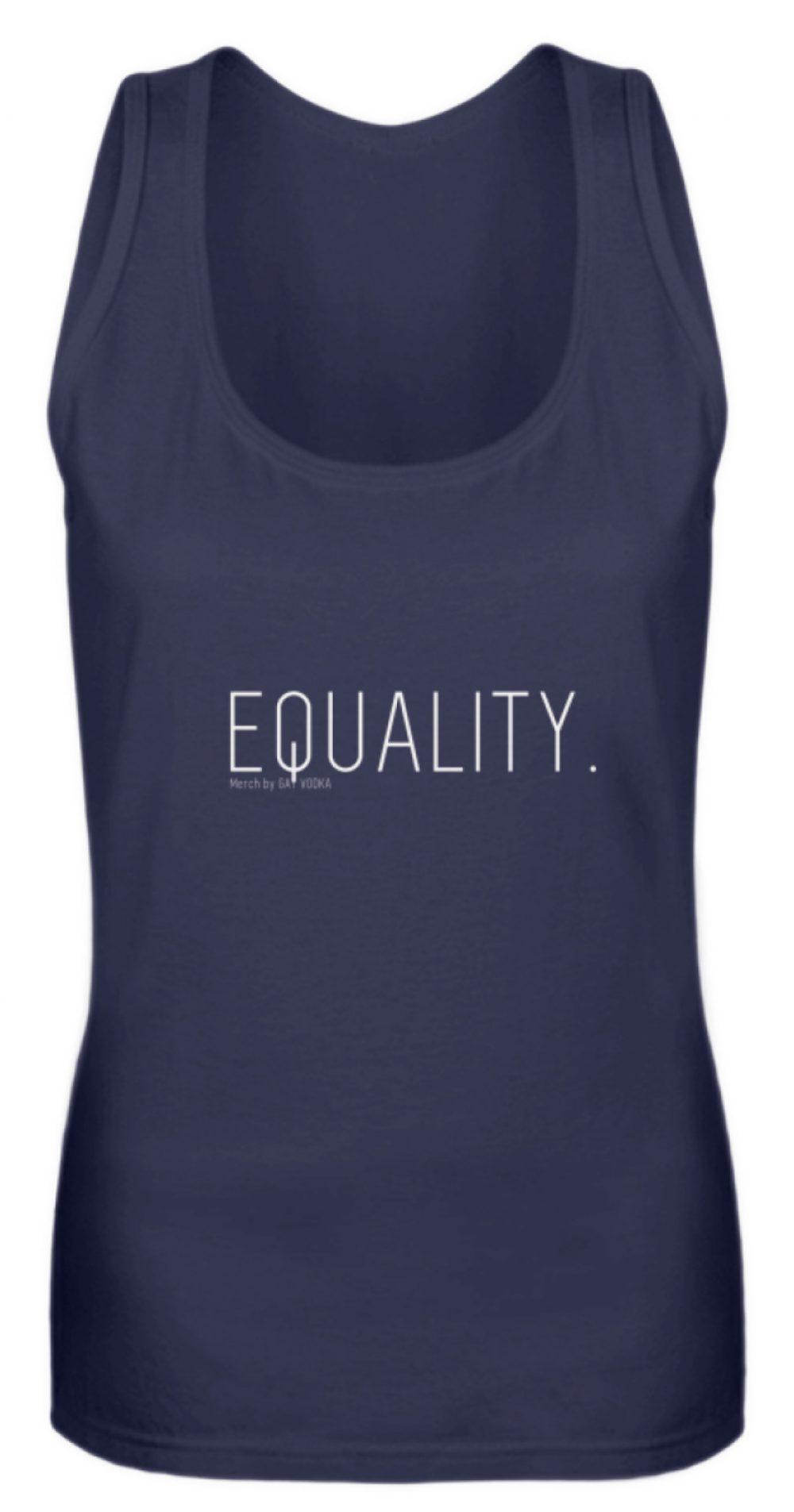 EQUALITY. - Frauen Tanktop-198