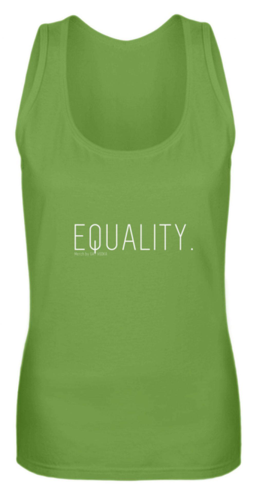 EQUALITY. - Frauen Tanktop-1646